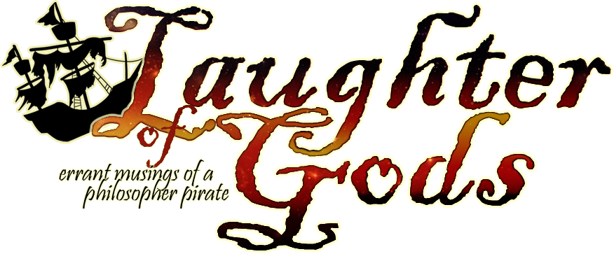 Shipwrecked on the Laughter of Gods