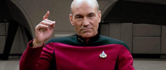 Captain Jean-Luc Picard, Star Trek: the Next Generation (1987-1994)