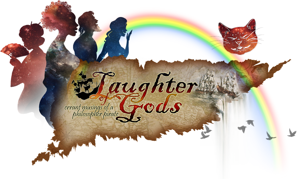 gods laughing